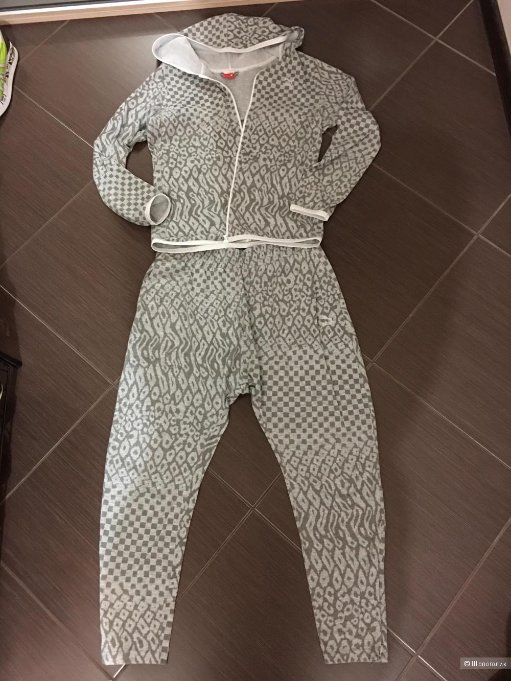 Спортивный костюм пума женский купить