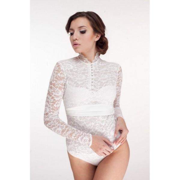 Блузки боди женское
