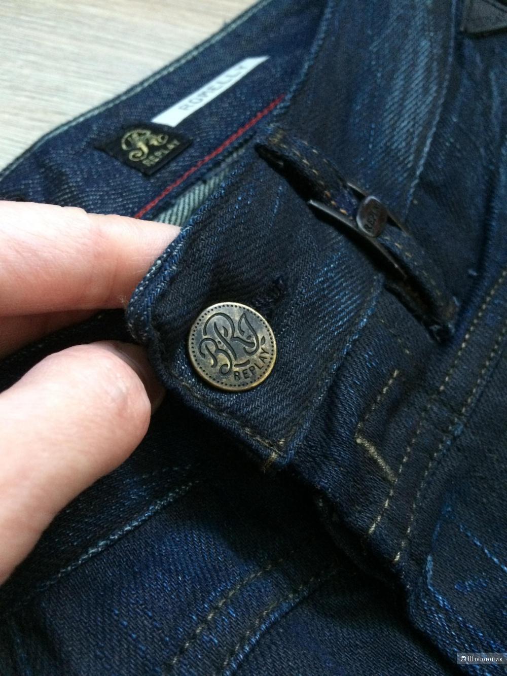 Купить джинсы replay со скидкой