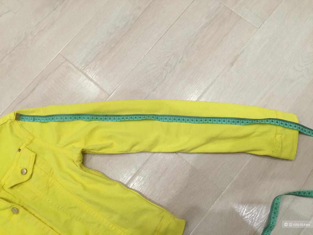 Джинсовая куртка tommy hilfiger цена