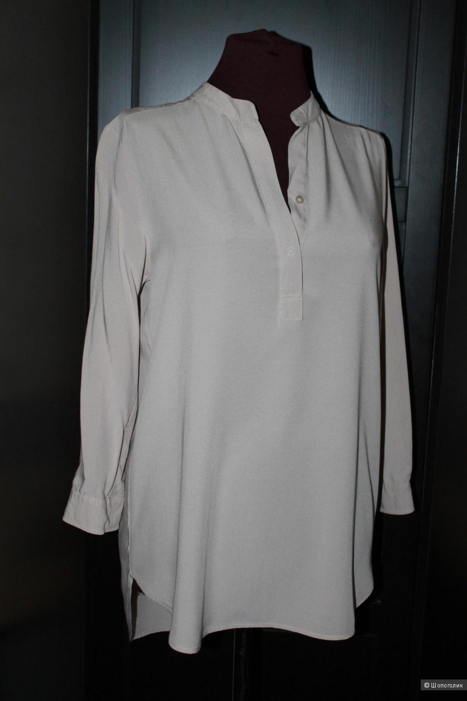 Блузки бежевого цвета в москве