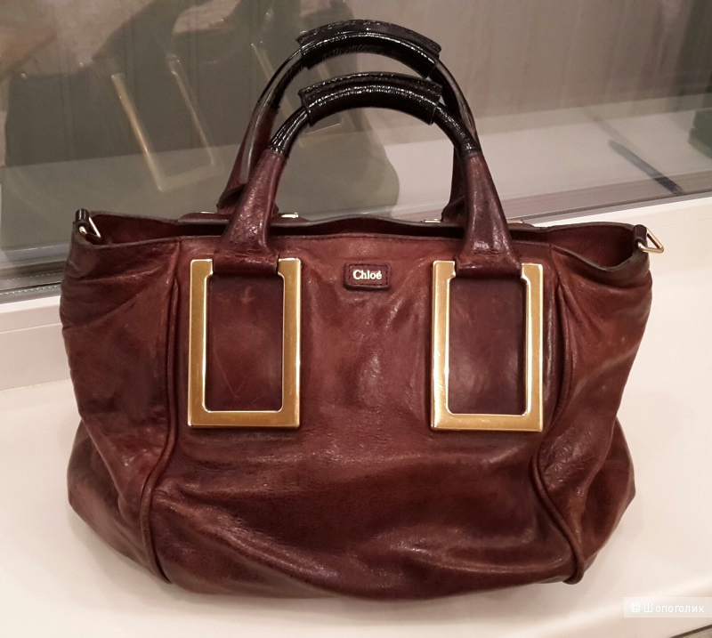 Лаковая сумка 3в1 сумкаклатчвизитница 2 цвета в наличии