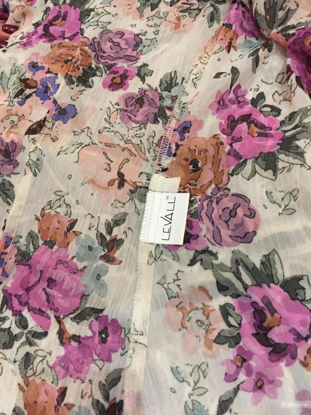 Блузки с цветочным принтом в омске