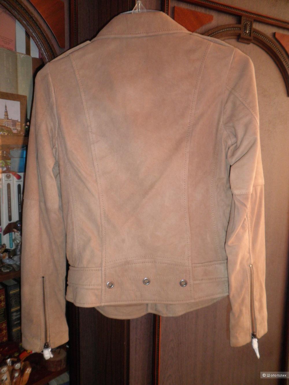 Кожаная куртка своими руками 91