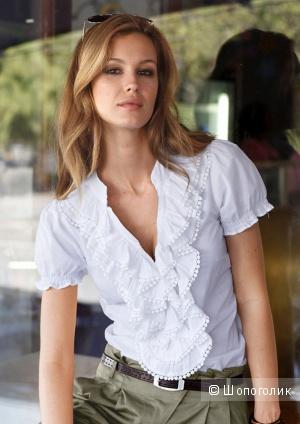 Тонкие блузки в омске