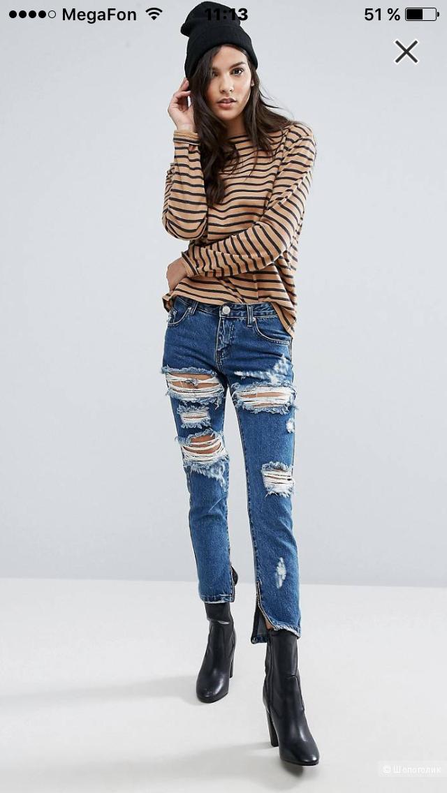 Размер s джинсы