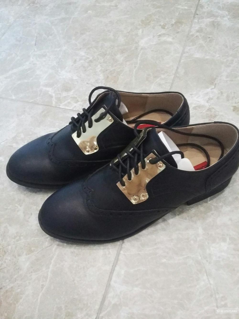Шнуровка ботинок с 4 дырками женские