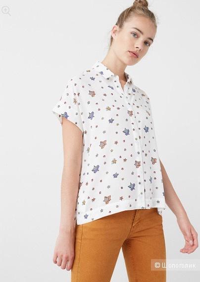Купить женские блузки манго