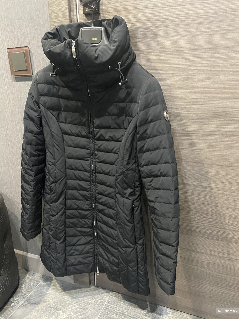 размер куртки 2