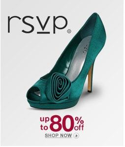 Скидки до 80% на стильную обувь RSPV