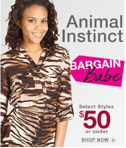 Животный инстинкт: распродажа на 6pm.com