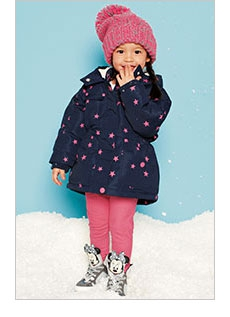 NEXT: коллекция повседневной одежды для девочек