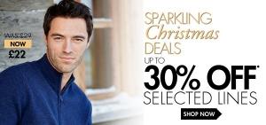 До 30% скидки на мужскую одежду в M&Co