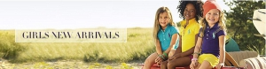 Новинки весенней одежды для девочек от Ralph Lauren