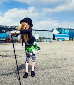Molo - детский стиль со скандинавским качеством