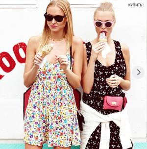 Жара в городе? Летняя одежда в Shopbop