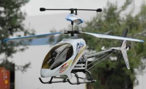 Вертолет на радиоуправлении – лучший подарок вашему сыну