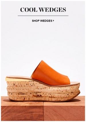Крутая обувь на танкетке в Matchesfashion