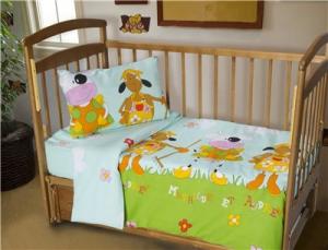Несколько важных шагов при выборе детского постельного белья
