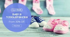 Aliexpress: Супер цены на детскую обувку