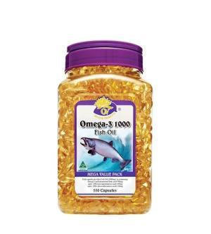 Новинка в Sasa: Омега-3 Organic Nature