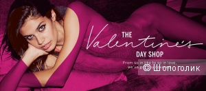 День Валентина в Victoria's Secret