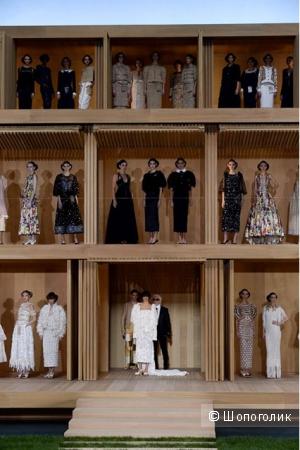 Неделя высокой моды в Париже 2016. Часть 1