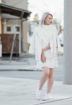 Образ в белом цвете: зимняя свежесть для вашего стиля