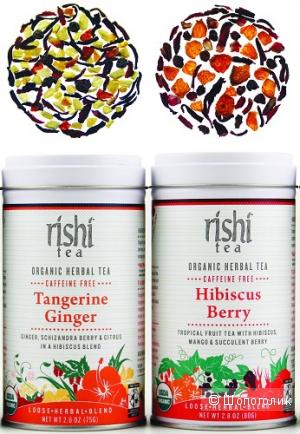 Скидка на Rishi Tea в iHerb