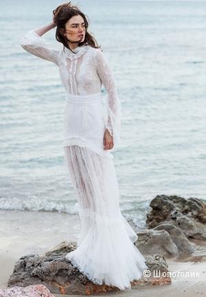 Свадебные тренды 2016: платье для самой стильной невесты
