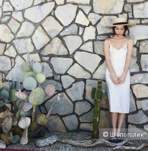 Платье-комбинация: смелый женственный образ на весну