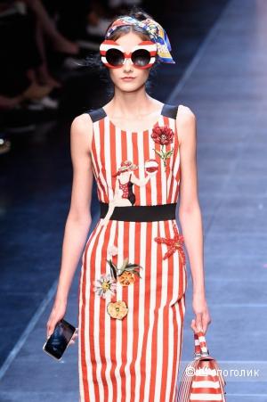 Полоска в моде: классический принт для весны 2016