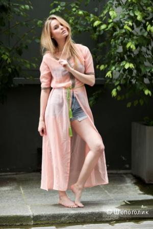 Универсальный вариант на июль: платье-рубашка