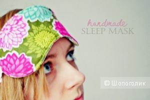 Подарок своими руками: маска для сна