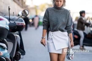 Не ограничивайте себя ни в чём: белый цвет в прохладную погоду