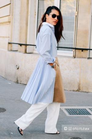 Неоднозначное сочетание: как носить платье с брюками