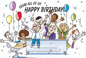 С днём рождения, Юдж!