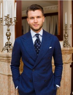 Элегантный, безупречный,модный: Антонио Паласиос-Фернандес рассказал о тонкостях классического костюма