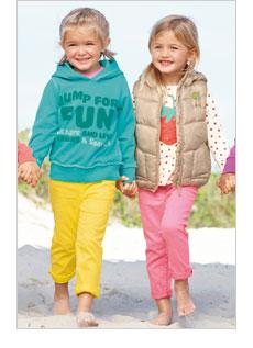 Мода для девочек от Next.