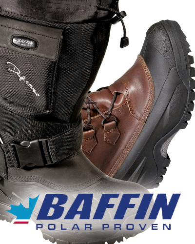 Зимние Сапоги Баффин Производство Канада