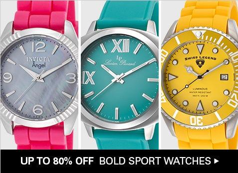 Спортивные наручные часы на eBay