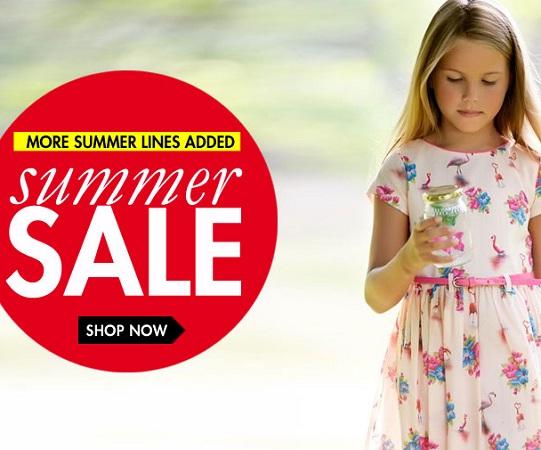 Распродажа в M&Co: ассортимент для девочек