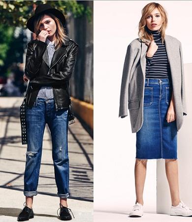 Модные джинсы от MOTHER в Shopbop
