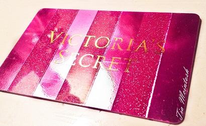 Victoria Secret gift card