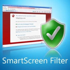 SmartScreen Filter