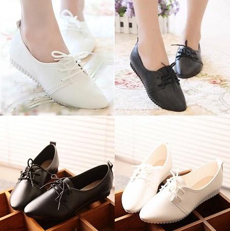 Новинка в Buyincoins: Женские туфли на шнуровке
