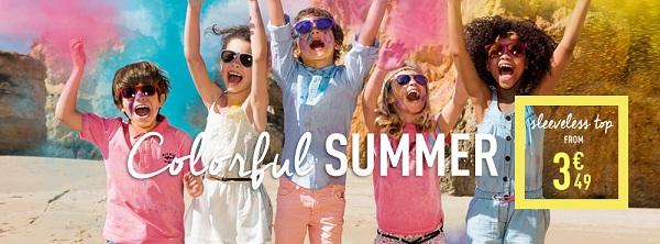 Разноцветное лето — коллекция для мальчиков в t-a-o.com