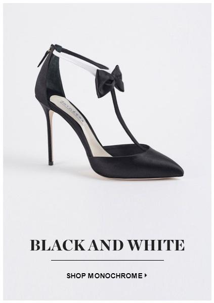 Черное и белое в Matchesfashion
