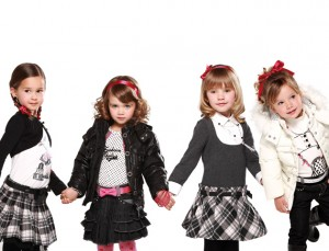Недорогая детская одежда