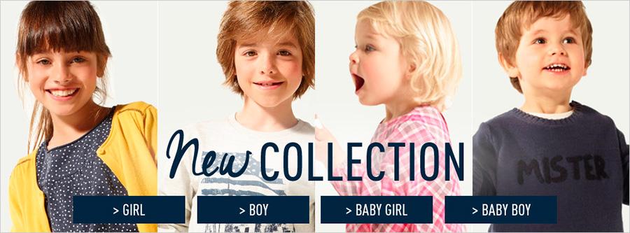 Коллекция одежды для малышей в t-a-o.com